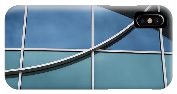 Monona Terrace Window IPhone Case