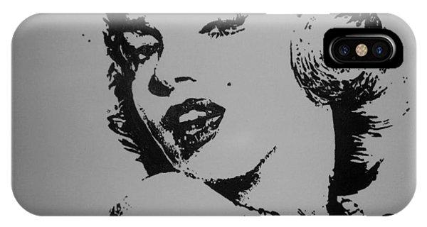 Monroe IPhone Case