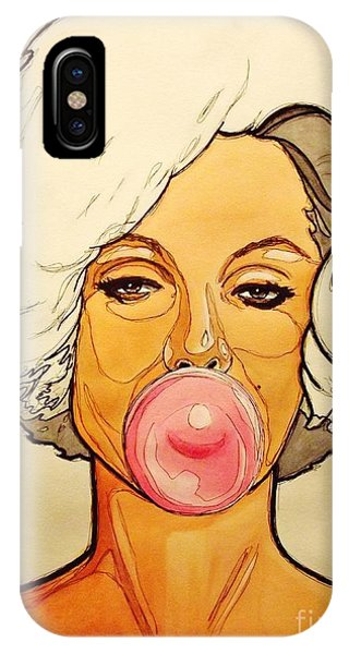 Monroe IPhone Case