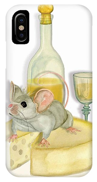 Monsieur Mouse IPhone Case