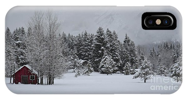 Montana Morning IPhone Case