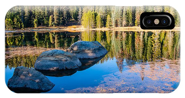 Montecito Lake IPhone Case