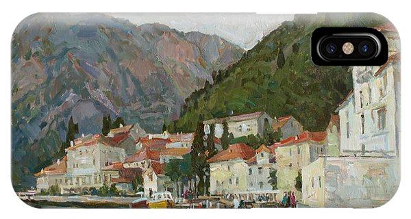 Montenegrin Venice IPhone Case