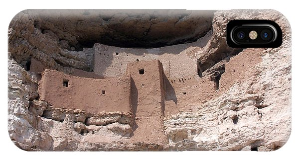 Montezuma Castle 1 IPhone Case