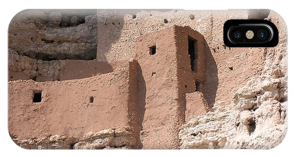 Montezuma Castle 2 IPhone Case