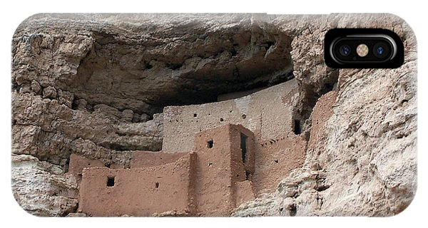 Montezuma Castle 3 IPhone Case