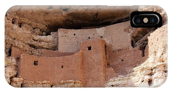 Montezuma Castle National Monument IPhone Case