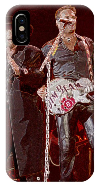 Montgomery Gentry IPhone Case