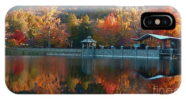 Montreat Autumn IPhone Case