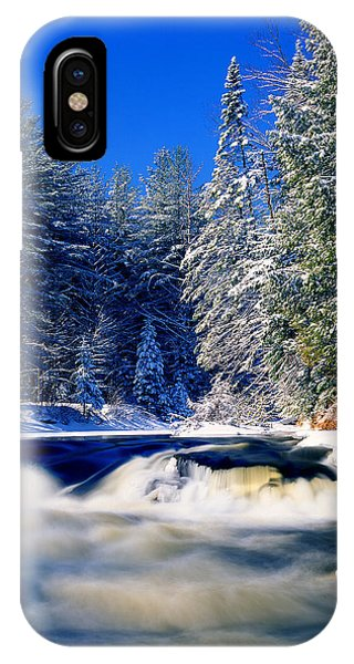Monument Falls IPhone Case