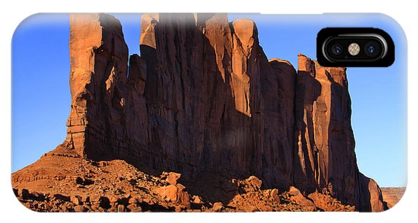 Monument Valley - Camel Butte IPhone Case