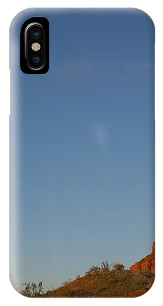 Moon Cliff IPhone Case