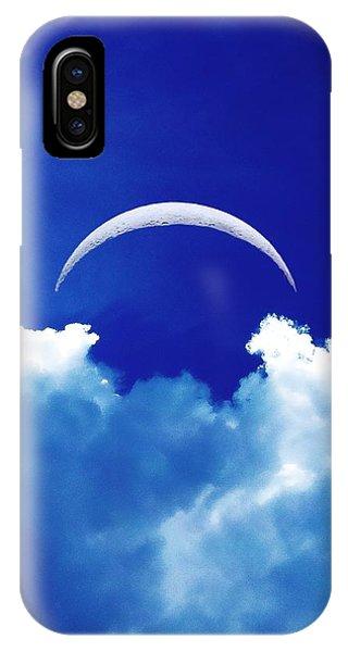 Moon Cloud IPhone Case