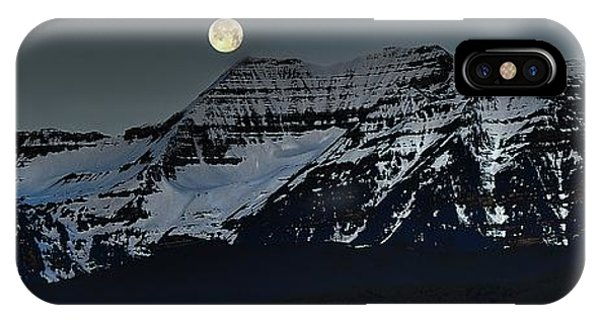 Moon Fall IPhone Case