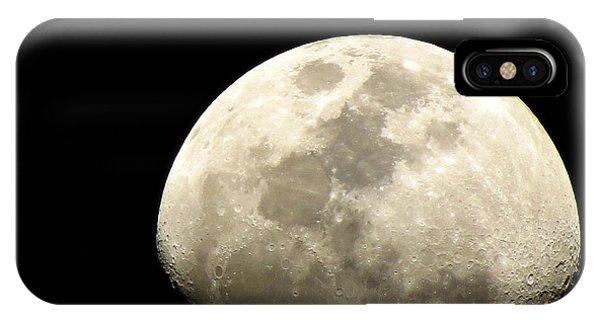 Moon Phone Case by Sanjeewa Marasinghe