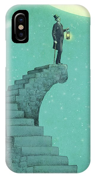 iPhone Case - Moon Steps by Eric Fan