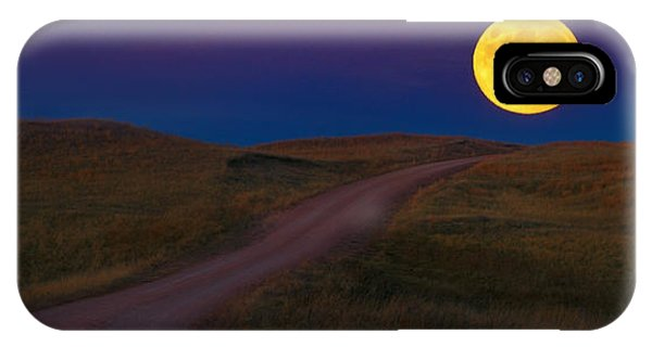 Moon Way IPhone Case