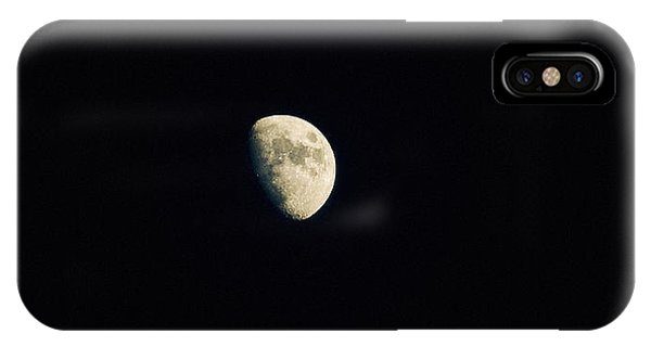 Moon IPhone Case