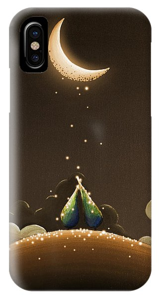 Imagination iPhone Case - Moondust by Cindy Thornton