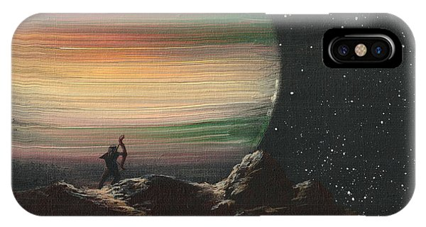 Moonhunter IPhone Case
