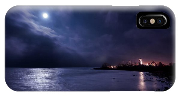 Moonlight Bay IPhone Case