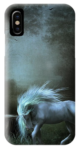 Moonlight Becomes Her IPhone Case