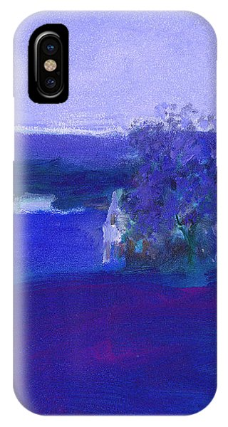 Moonlight In The Country IPhone Case