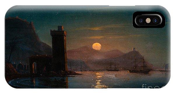 iPhone Case - Moonlight Reflecting On Water by Viktor Birkus