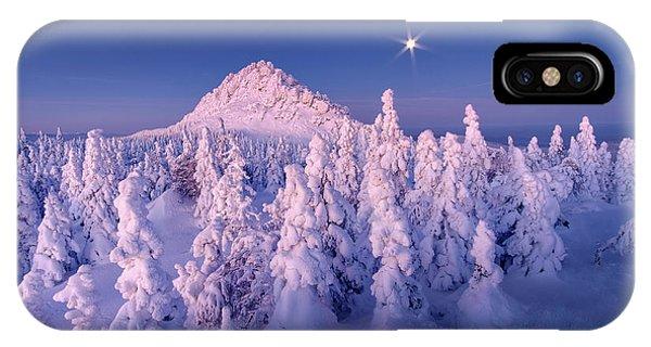 Winter iPhone Case - Moonlight Sonata by Dmitriy Kochergin