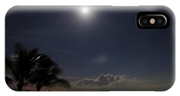 Moonlit Bay IPhone Case