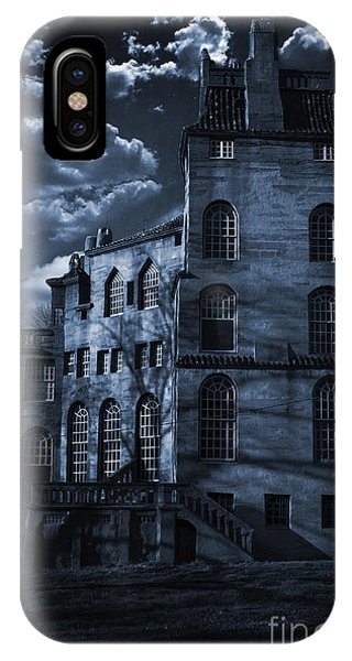 Moonlit Fonthill IPhone Case