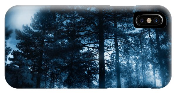 Moonlit Night IPhone Case