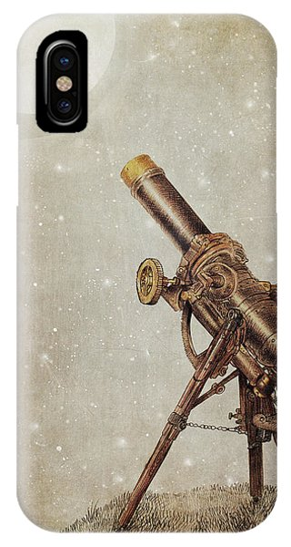 Moonlight iPhone Case - Moonrise by Eric Fan