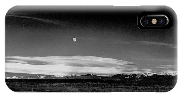 Moonrise Hernandez 1941 Phone Case by Ansel Adams