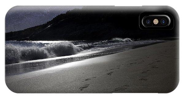 Moonshine Beach IPhone Case