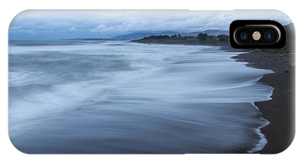 Moonstone Beach Surf 2 IPhone Case