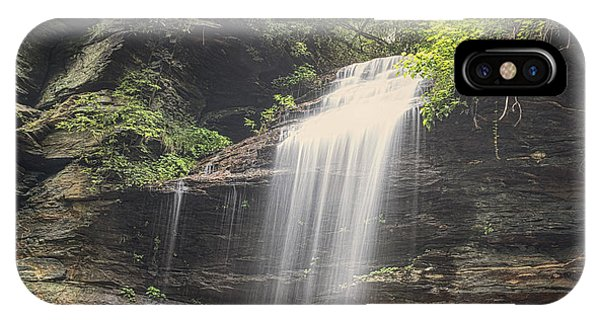 Moore's Cove Falls IPhone Case