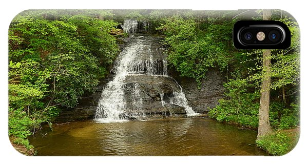 Moores Creek Falls IPhone Case