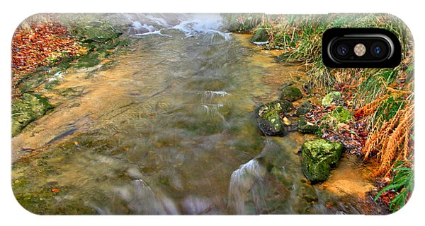 Moorland Stream IPhone Case