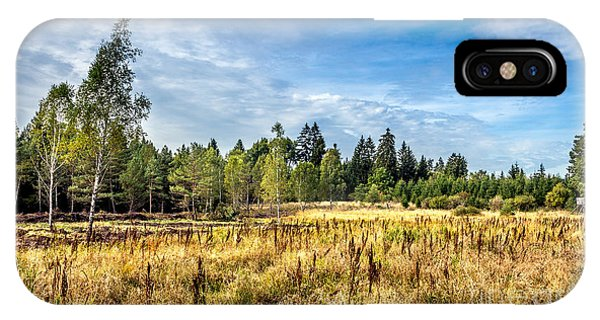 Wetlands In The Black Forest IPhone Case