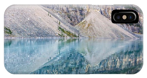 Moraine Lake Panorama A IPhone Case