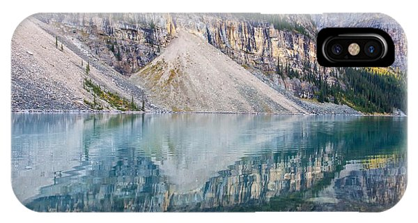 Moraine Lake Panorama B IPhone Case