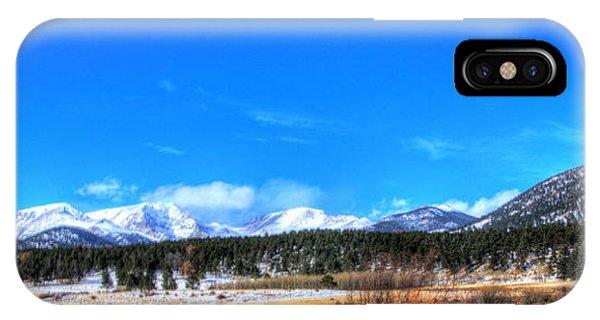 Moraine Park 4151 IPhone Case