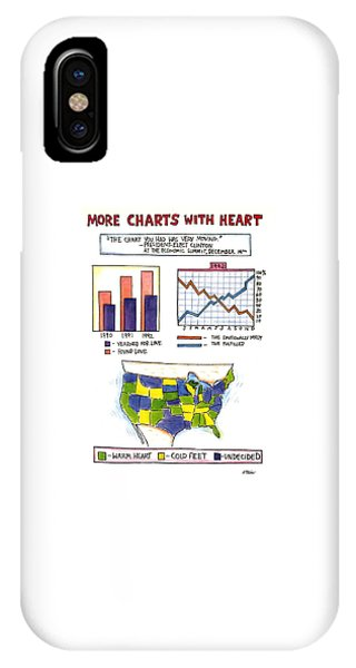 More Charts With Heart IPhone Case