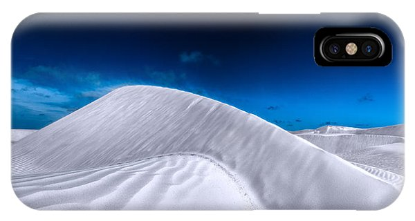 More Desert On The Horizon IPhone Case