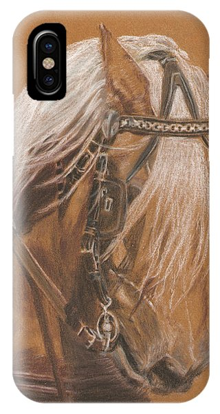 More From Fer A Cheval IPhone Case