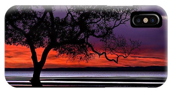 Moreton Bay View IPhone Case