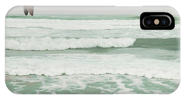 Morning At Pomponio Shore Patrol IPhone Case