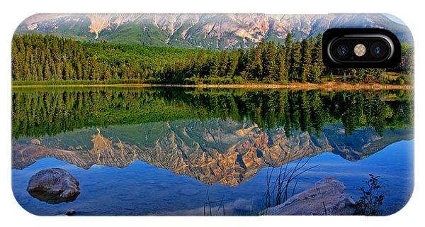 Morning At Pyramid Lake IPhone Case