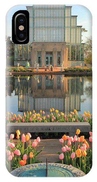 Morning At The Jewel Box IPhone Case